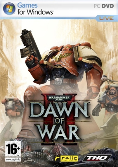 Warhammer 40.000: Dawn of War 2 (2009)
