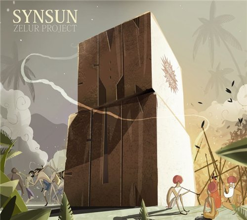 SynSUN - Zelur Project - Remastered  (2009)