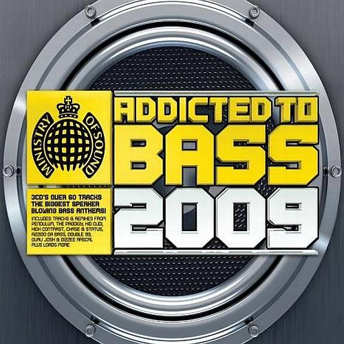 VA - Ministry Of Sound: Addicted To Bass (2009) 3хCD