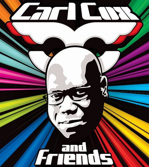 VA - Carl Cox And Friends At Space Ibiza (2009) 2хCD
