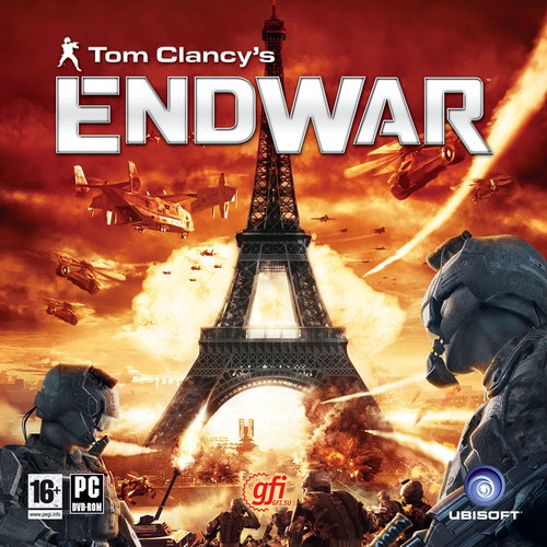 Tom Clancy's EndWar (2009)