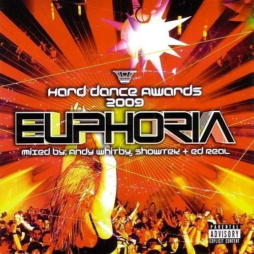 VA - Euphoria Hard Dance Awards  (2009)