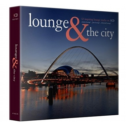 VA - Lounge and the City (2009) 3xCD