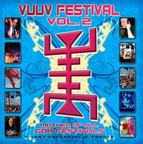 VA - VuuV Festival Vol. 2 (2009) 2�CD