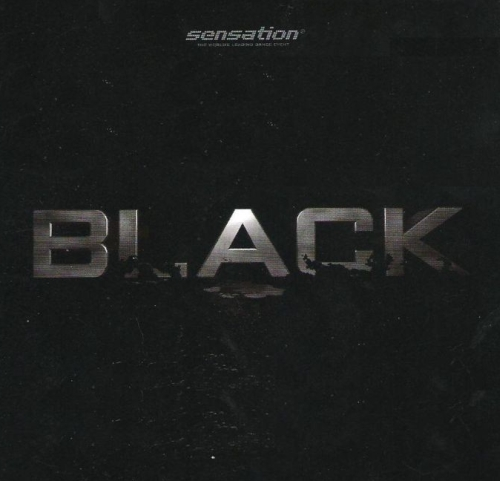 VA - Sensation Black Belgium (2009) 2хCD