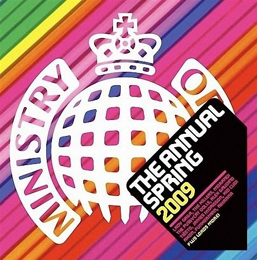 VA - Ministry Of Sound: The Annual Spring 2009 (2009) 2хCD