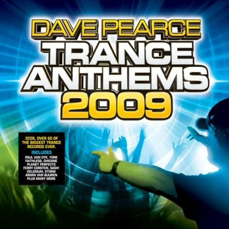 Dave Pearce Trance Anthems (2009) 3xCD
