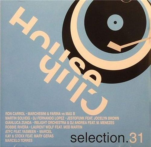 VA - House Club Selection 31 (2009)