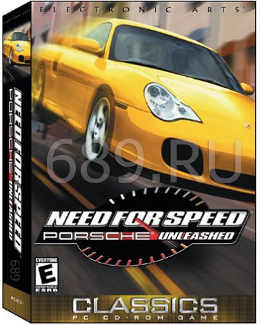 Portable Need For Speed 5: Porsche Unleashed (2000)