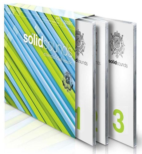 Solid Sounds 2009 Volume 1 (2009) 3xCD
