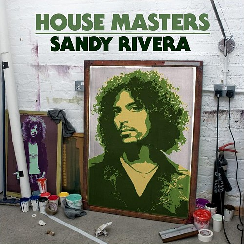 VA - House Masters Sandy Rivera (2009) 2хCD