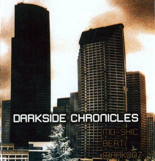 VA - Darkside Chronicles (2009) 4хCD