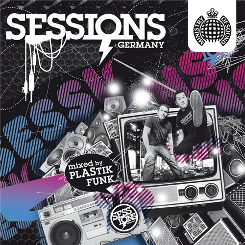 Ministry Of Sound: Sessions Germany Mixed By Plastik Funk (2009) 2xCD