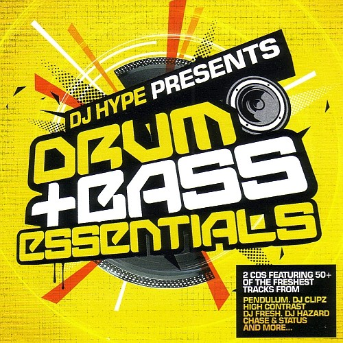 VA - DJ HYPE Presents: Drum & Bass Essentials (2009) 2хCD
