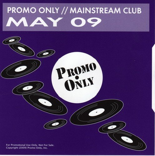 VA - Promo Only Mainstream Club May (2009) 2xCD