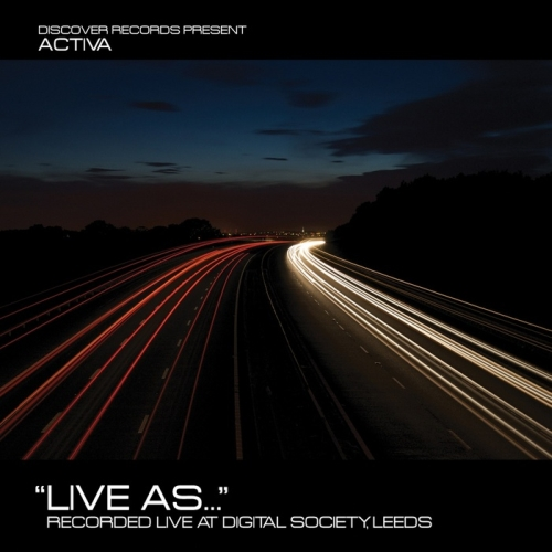 VA - Activa Live As Volume 6 (2009)