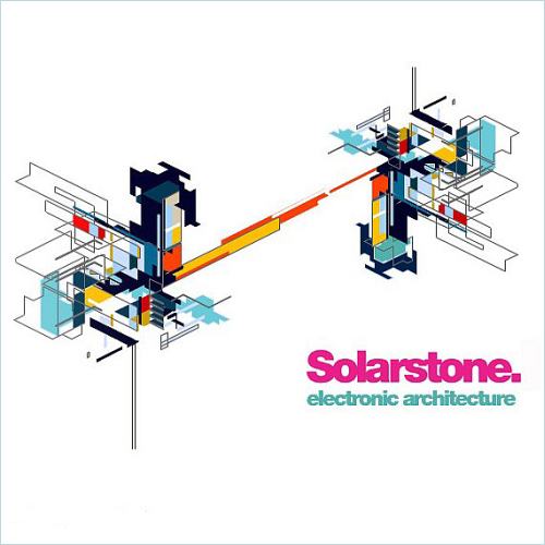 Electronic Architecture: Mixed by Solarstone (2009) 2хCD