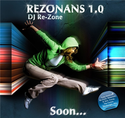 VA - Rezonans 1.0: Mixed by DJ Re-Zone (2009) 2хCD