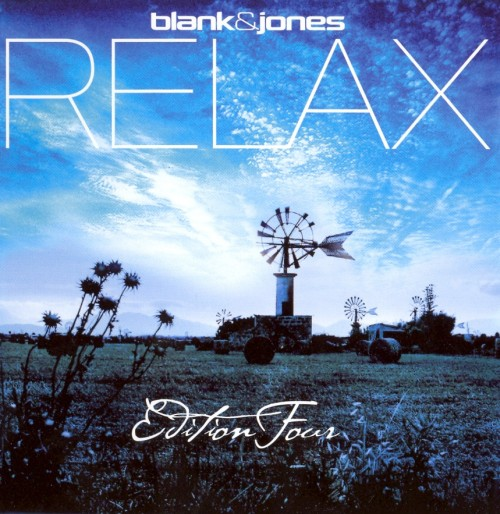 VA - Blank & Jones - Relax Edition Four (2009) 2хCD