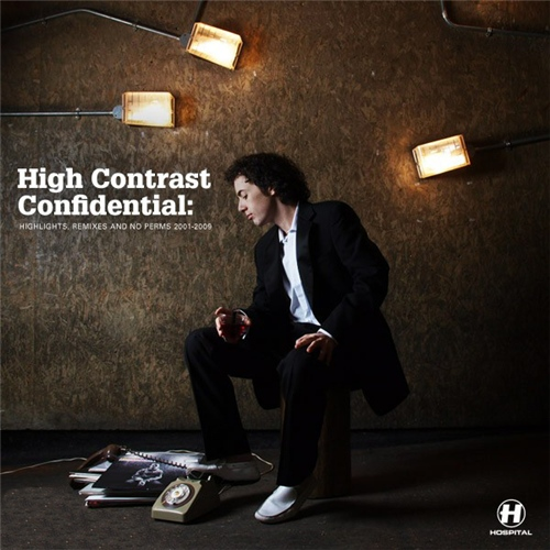 High Contrast - Confidential (2009) 2xCD