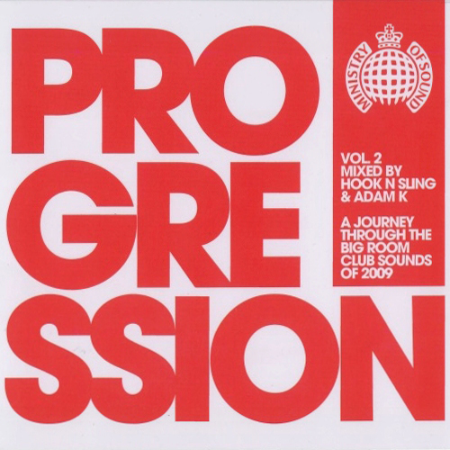 VA - Ministry Of Sound: Progression Vol.2 (2009) 2хCD
