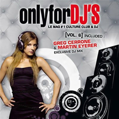 VA - Only For Dj's Vol.6 (2009) 4xCD