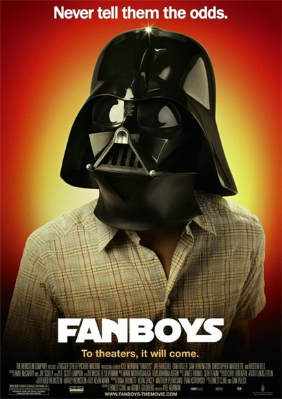 Фанаты / Fanboys (2008) DVDRip