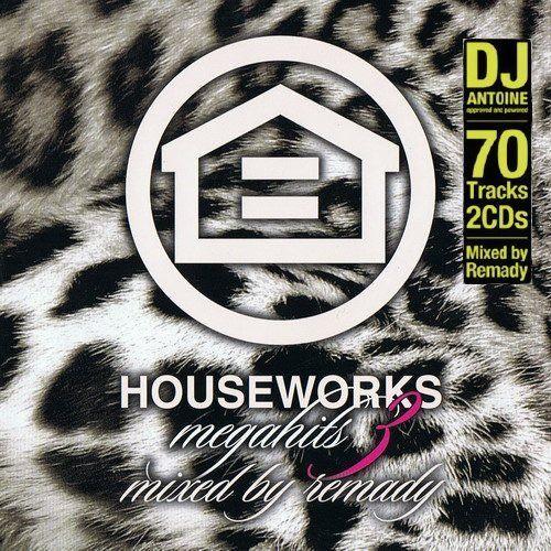 VA - Houseworks Megahits 3 Mixed By Remandy (2009) 2xCD