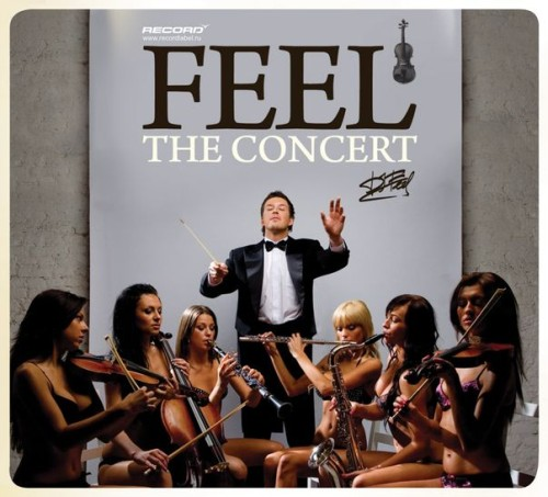 Dj Feel - The Concert (2009)