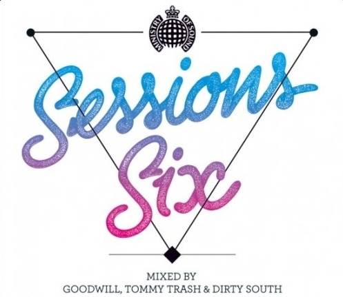 VA - Ministry of Sound Sessions Six (2009) 3xCD
