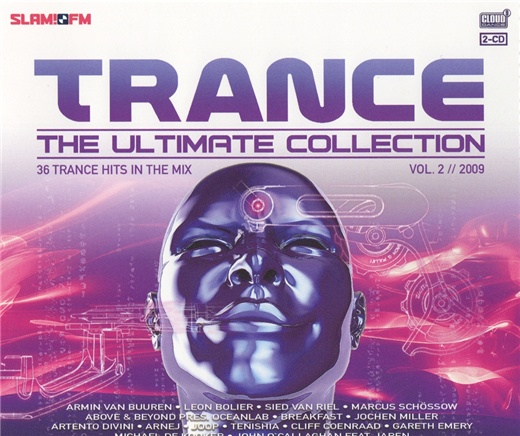 Trance The Ultimate Collection Volume 2 Mixed by Ruben de Ronde (2009) 2xCD