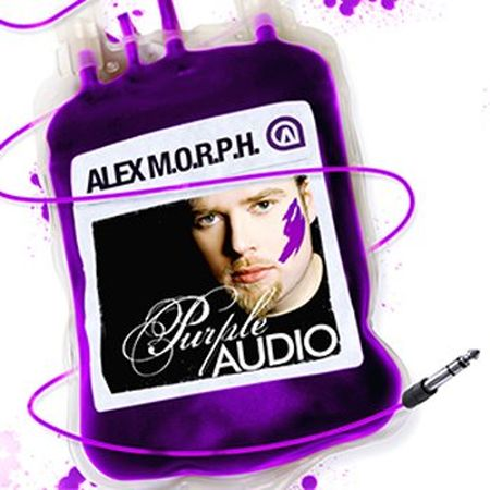 Alex M.O.R.P.H. - Purple Audio (2009)
