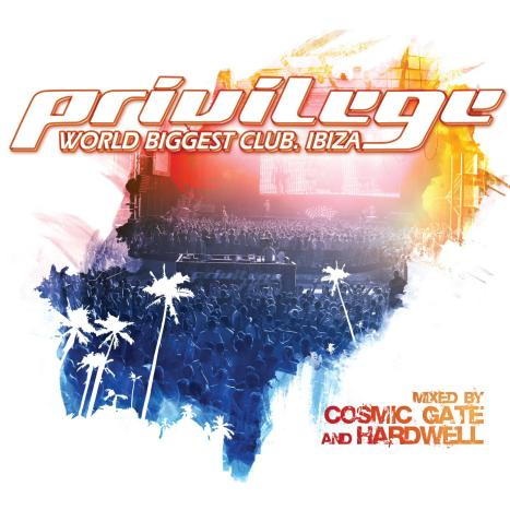 VA - Privilege Ibiza (Mixed By Cosmic Gate And Hardwell) (2009) 2xCD