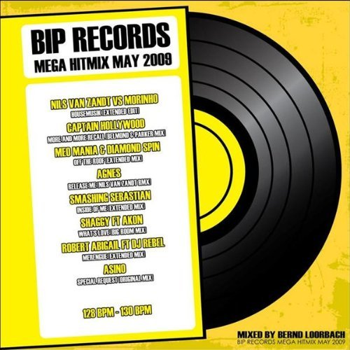 Bip Records - Mega Hitmix May 2009 (2009)