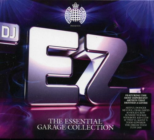 DJ EZ - The Essential Garage Collection (2009) 3xCD