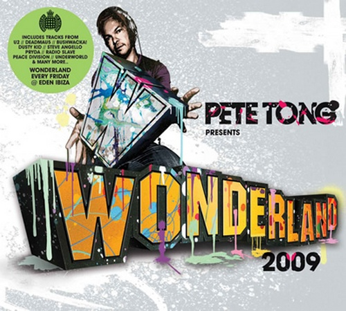 Wonderland 2009 Mixed By Pete Tong (2009) 2xCD