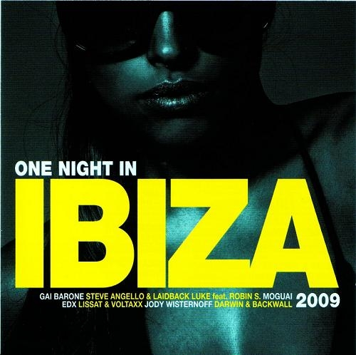 VA - One Night In Ibiza (2009) 2xCD