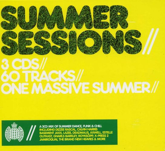 MOS - Summer Sessions 2009 (2009) 3xCD