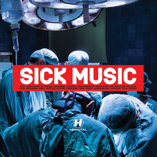 VA - Sick Music (2009) 2xCD