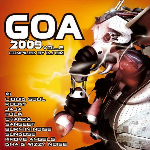 Goa 2009 Vol.2 (2009) 2xCD