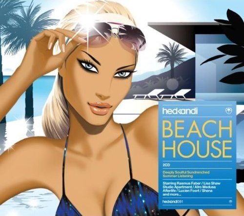 Hed Kandi: Beach House '09 (2009) 2xCD
