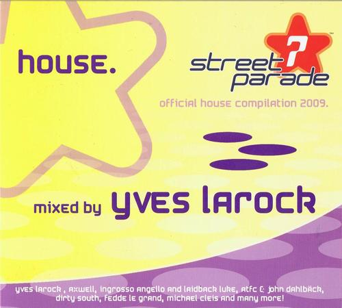 Street Parade 2009 (All Official Compilations)