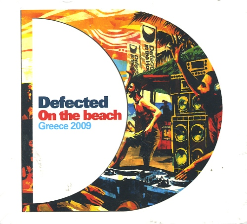 VA - Defected On The Beach: Greece (2009) 2xCD