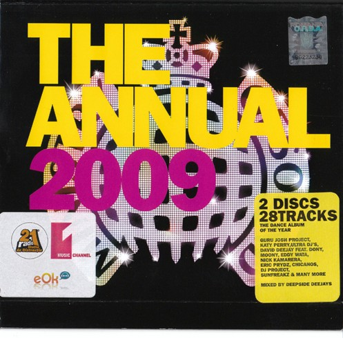 VA - Ministry Of Sound: The Annual 2009 Romanian Edition (2009) 2xCD