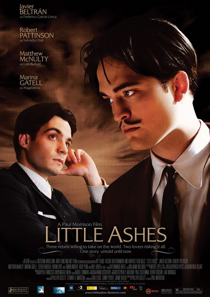 ������ ������� / Little Ashes (2008) DVDRip