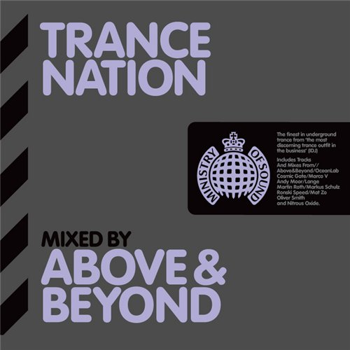 VA - Trance Nation Mixed By Above and Beyond (2009) 2xCD