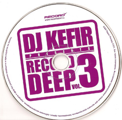 Record Deep Vol.3 (Mixed by Dj Kefir) (2009)