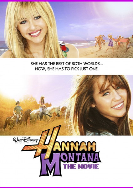 Ханна Монтана: Кино / Hannah Montana: The Movie (2009) DVDRip