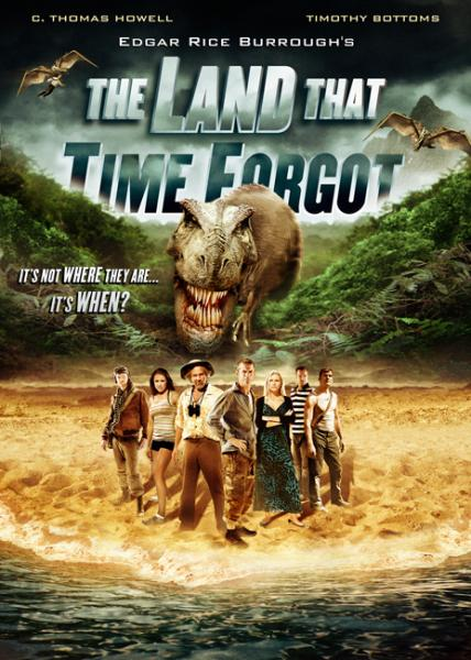 �����, ������� �������� / The Land That Time Forgot (2009) DVDRip