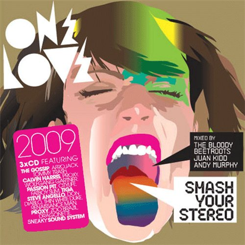 VA - One Love Smash Your Stereo (2009) 3xCD
